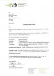 南京邮电大学学生获得爱尔兰布兰察斯理工学院商科硕士专业录取通知书