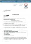 中国海洋大学毕业生获得爱尔兰沃特福德理工学院商学硕士录取通知书