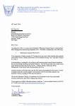 铜陵市第三中学毕业生获得爱尔兰香浓酒店管理学院国际酒店管理商学本科录取通知书