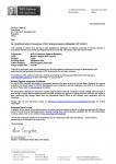 华中农业大学在读生获得爱尔兰国立高威大学应用科学(企业制度)硕士录取通知书