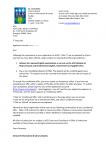 澳门科技大学毕业生获得都柏林大学信息系统硕士录取通知书